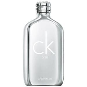カルバンクライン CK−ONE (シーケーワン) プラチナ EDT オードトワレ SP 50ml (香水) CALVIN KLEIN CK|bestbuy