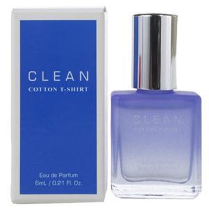 クリーン コットン Tシャツ EDP オードパルファム BT 6ml (ミニ香水) CLEAN|bestbuy