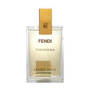 フェンディ テオレマ エスプリ デテ EDT オードトワレ SP 50ml (訳あり 箱なし 香水) FENDI|bestbuy
