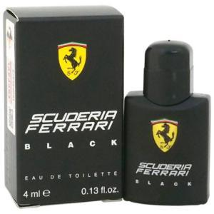 フェラーリ フェラーリ ブラック EDT オードトワレ 4ml (ミニ香水)|bestbuy