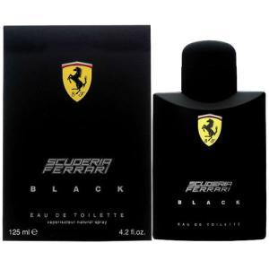 フェラーリ ブラック EDT オードトワレ SP 125ml テスター (訳あり 香水) 【あすつく】|bestbuy
