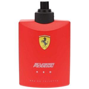 フェラーリ スクーデリア レッド EDT オードトワレ SP 125ml テスター (訳あり 香水) 【あすつく】|bestbuy