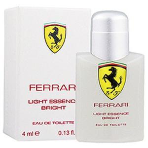 フェラーリ ライトエッセンス ブライト EDT オードトワレ 4ml (ミニ香水) FERRARI|bestbuy
