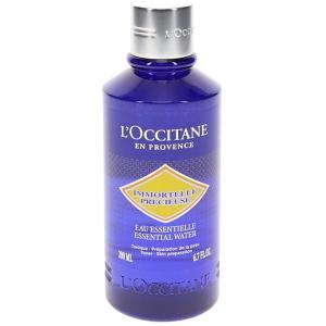 ロクシタン イモーテル プレシューズ エッセンシャル フェイスウォーター 200ml (化粧水) L'OCCITANE LOCCITANE 【あすつく】