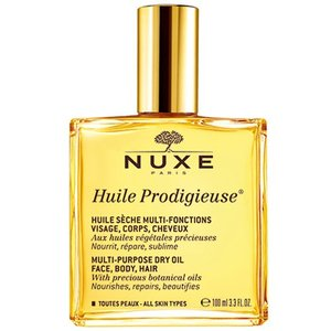 プロディジュー オイルは、1本で顔・体・髪に使えるマルチ美容オイル。 サラッとしたテクスチャーと魅惑...