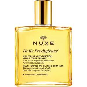 1本で顔・体・髪を保湿する植物オイル配合のマルチユースオイルです。 つけた瞬間に肌になじみ、栄養を与...