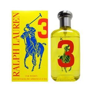 ラルフローレン ザ ビッグ ポニー コレクション フォーウーマン 3 EDT オードトワレ SP 50ml (香水) RALPH LAUREN|bestbuy