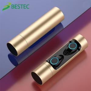 完全自動接続 ワイヤレスイヤホン bluetoothイヤホン 防水 ワイヤレス bluetooth イヤホン iphone ブルートゥース スポーツ|bestec-jp