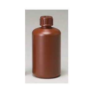 ポリエチレン PE 細口瓶 500ml 24個入り アルコール対応 エタノール対応 中栓 キャップ付 遮光性 在庫有り 即日出荷|bestec-jp