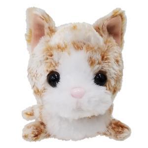 【宅配便のみ可】まるでネコのぬいぐるみのような、ネコの形のふわふわペンケースです。  背中のジッパー...