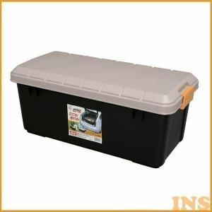 RVBOXのキャンペーンカラー♪アウトドア用品や工具などを収納するのに便利な収納ボックスです!耐荷重...