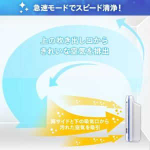 空気清浄機 小型 花粉 アイリスオーヤマ PM2.5 ペット PMAC-100|bestexcel|02