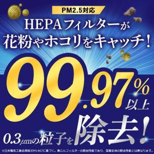 空気清浄機 小型 花粉 アイリスオーヤマ PM2.5 ペット PMAC-100|bestexcel|08