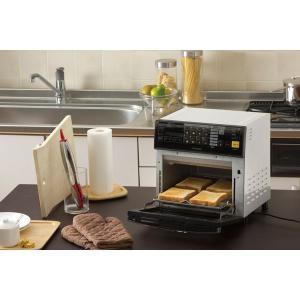 オーブン リクック熱風オーブン FVX-M3A-W ホワイト アイリスオーヤマ ノンフライ コンベクション ノンフライヤー|bestexcel|04