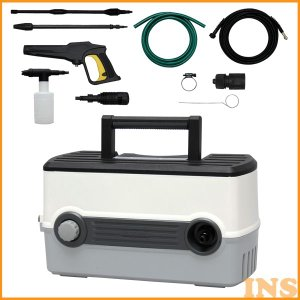 全品P10倍以上★高圧洗浄機 家庭用 アイリスオーヤマ 静音 掃除用品 掃除器具 FBN-604