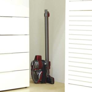 掃除機 クリーナー パワーヘッドスティッククリーナー コンパクト 紙パック不要 自走式 パワーヘッド サイクロン IC-SM1-R レッド アイリスオーヤマ|bestexcel|14