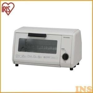 トースター オーブントースター OTR-86 ホワイト アイリスオーヤマ