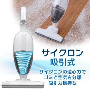掃除機 ハンディ掃除機 ハンディクリーナー クリーナー 2WAY IC-HN40 アイリスオーヤマ【あすつく】|bestexcel|02