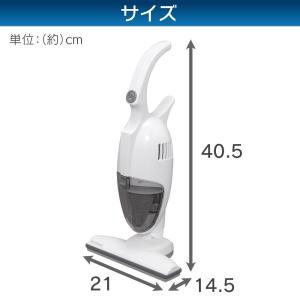 掃除機 ハンディ掃除機 ハンディクリーナー クリーナー 2WAY IC-HN40 アイリスオーヤマ【あすつく】|bestexcel|06
