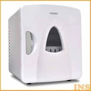 ポータブル冷温庫冷蔵庫 冷温庫 小型冷蔵庫 8L冷温庫 VS-407 ホワイト