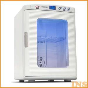25L冷温庫 VS-408WH ホワイト