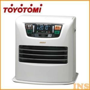 石油ファンヒーター(快適おまかせ機能・人感センサー・リモコン付き) シルキーホワイト LC-SL36H トヨトミ (D)|bestexcel