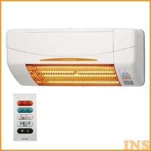高須産業 涼風暖房機 壁面タイプ 浴室用 防水仕様(電源コード棒端子接続) SDG-1200GBM 高須産業 (D)(B) bestexcel