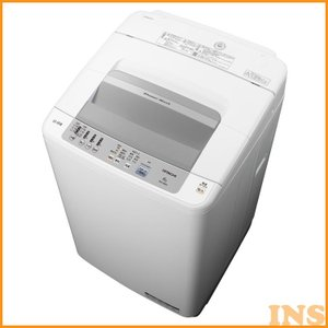 洗濯機 8kg 日立 一人暮らし 二人暮らし 安い 新品 全自動洗濯機 NW-R803 W (D)