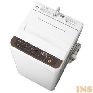 洗濯機 一人暮らし 7kg 7キロ 全自動洗濯機 縦型 新品 安い NA-F70PB12-T パナソニックの画像