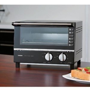 (在庫限り)オーブントースター トースター おしゃれ 本体 ツインバード TS-4019B|bestexcel