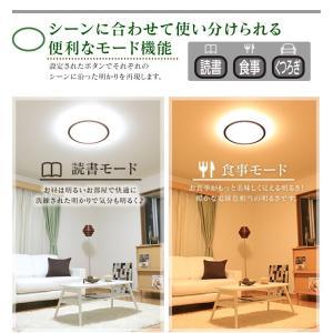 シーリングライト LED おしゃれ 8畳 木目 CL8DL-5.0WF-M 調光 調色 アイリスオーヤマ(ast) bestexcel 12