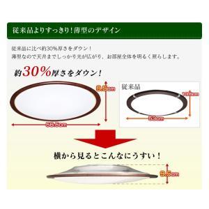シーリングライト LED おしゃれ 8畳 木目 CL8DL-5.0WF-M 調光 調色 アイリスオーヤマ(ast) bestexcel 05