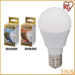 (在庫処分)LED電球 E17 全配光タイプ 調光器対応 40W形相当 アイリスオーヤマ|bestexcel