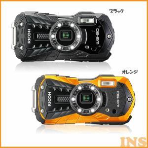 防水カメラ WG50BK リコー (D)|bestexcel