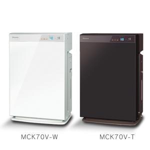 空気清浄機 加湿器 ダイキン タバコ 加湿空気清浄機 ペット MCK70V-W 加湿ストリーマ空気清浄機 キャスター|bestexcel|15