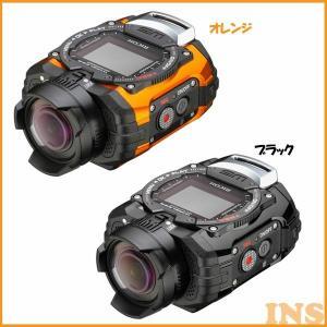 アクティビティカメラ WG-M1-BK・WG-M1-OR RICOH|bestexcel