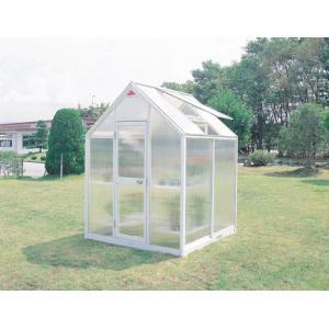 送料無料 プチカ 屋外用温室(ポリカーボネート・ドア仕様) WP-10P ピカコーポレイション|bestfactory