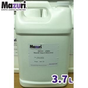 【代引き不可】TPGS ビタミンE液 業務用 3.7L ゾウ用 5M84 Mazuri(マズリ)|bestfactoryshopping2