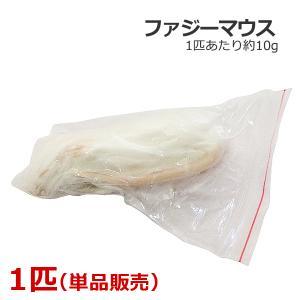 【代引き不可】冷凍 ファジーマウス 1匹 bestfactoryshopping2