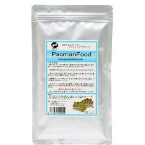 【メール便可/同梱不可】パックマンフード 2oz 56.7g  カエル エサ サムライ・ジャパンの画像