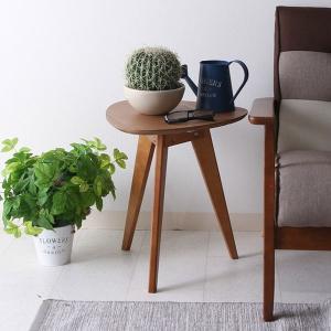 サイドテーブル テーブル コーヒーテーブル 木製 北欧 39...