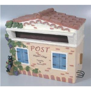 ポスト 郵便ポスト 郵便受け メールボックス 新聞受け セトクラフト ポスト ワイナリーハウス SCZ-1631|bestline