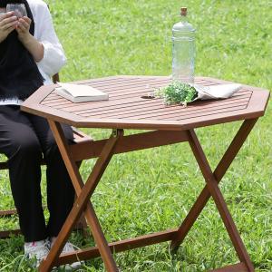 テーブル 折りたたみ ガーデンテーブル 木製 折りたたみテーブル 折りたたみ机 机 屋外 丈夫|bestline
