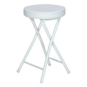 パイプ椅子 丸イス 会議椅子 折りたたみ|bestline