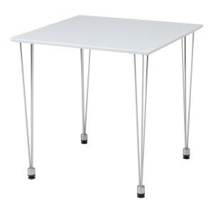 ダイニングテーブル センターテーブル ホワイト 白|bestline