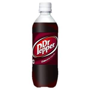 コカ・コーラ ドクターペッパー Dr Pepper ドクター ペッパー 500ml 1ケース 24本|bestline