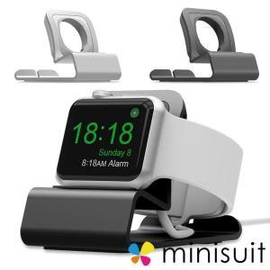 Apple watch 充電スタンド ●【アルミニウム製 】高品質なアルミニウムを使用したスタンドに...