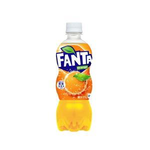 コカ・コーラ社製品 ファンタオレンジ500mlPET 1ケース 24本 ペットボトル|bestone1