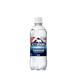 コカ・コーラ社製品 アイシー・スパーク フロム カナダドライ PET 500ml 2ケース 48本|ベストワン