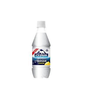 コカ・コーラ社製品 アイシー・スパーク フロム カナダドライ レモン PET 430ml 1ケース 24本|ベストワン